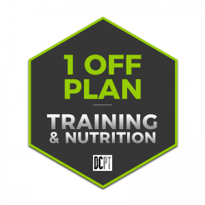 Dwayne-Carlisle-Personal-Training-One-Off-Plan