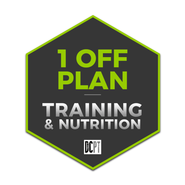 Dwayne-Carlisle-Personal-Training-One-Off-Plan