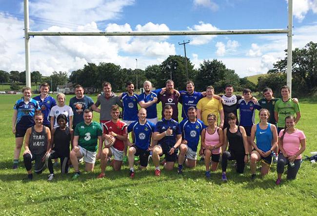 Dwayne-Carlisle-Personal-Trainer-Newry-Group-Training